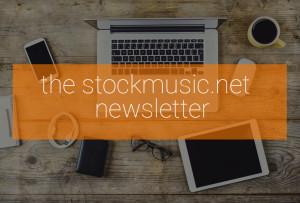 The stockmusic.net newsletter