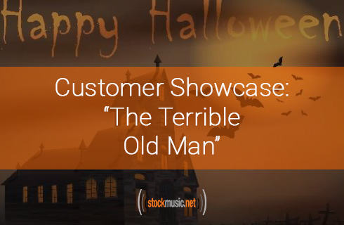 Scary Halloween Audio Book – The Terrible Old Man
