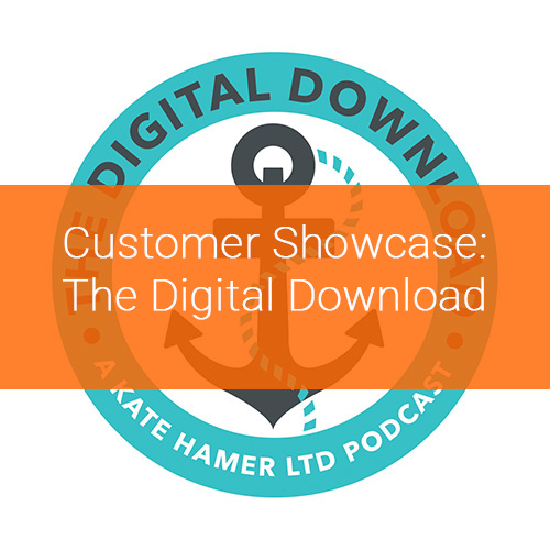 Kate Hamer – The Digital Download Podcast