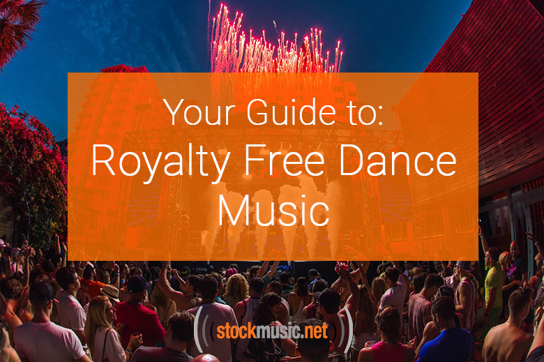 royalty free dance music