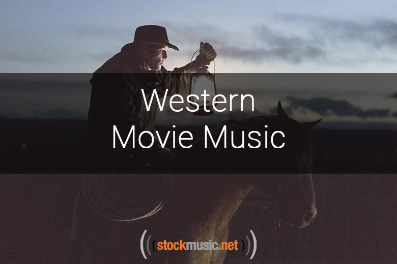 western movie music