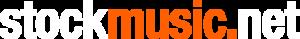 stockmusic logo white