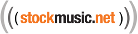 Stock Music Logo